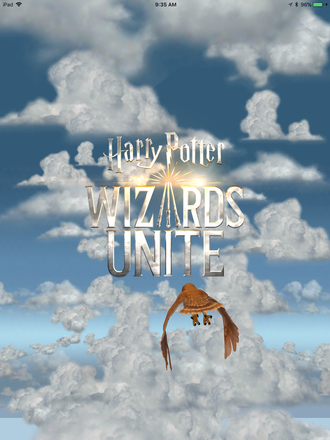 ‎Harry Potter: Wizards Unite Capture d'écran