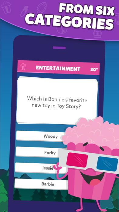 Trivia Crack Screenshot on iOS