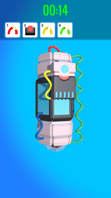Bomb Defuse 3D - Puzzle from B screenshot 1