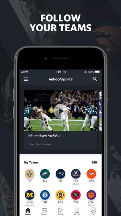 Yahoo Sports: Watch Live NFL-2