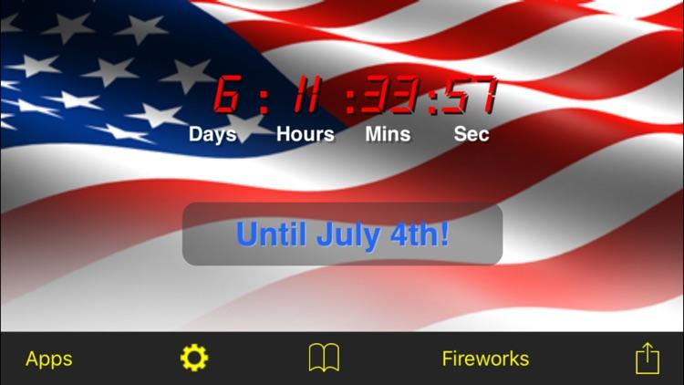 July 4th Countdown screenshot-0