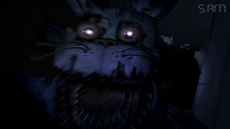 Five Nights at Freddy's 4 screenshot-5