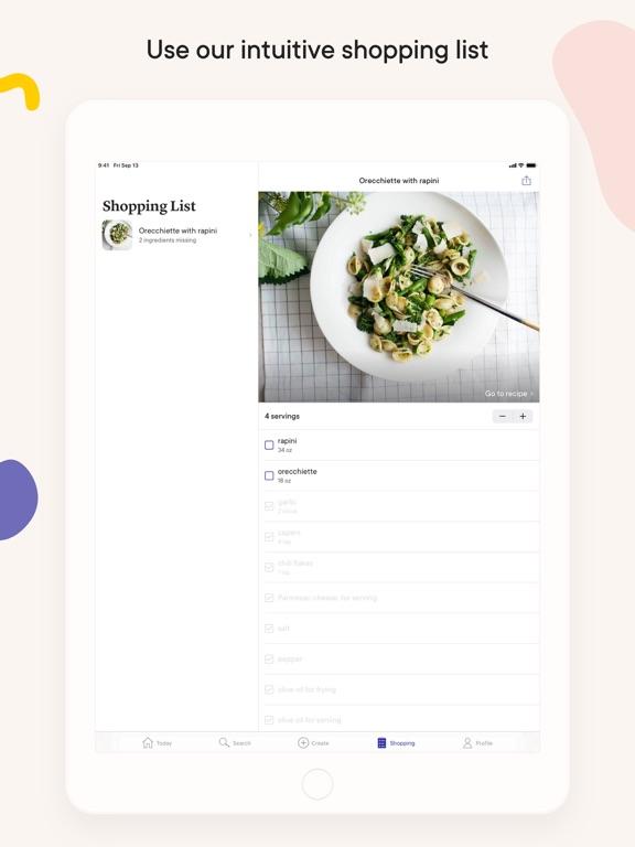 Kitchen Stories: tasty recipes iPad app afbeelding 6