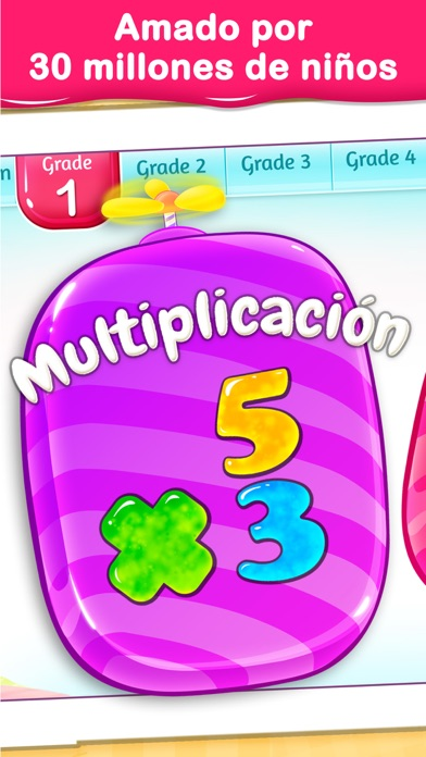 Grades K-5: Educational Games por StudyPad, Inc.