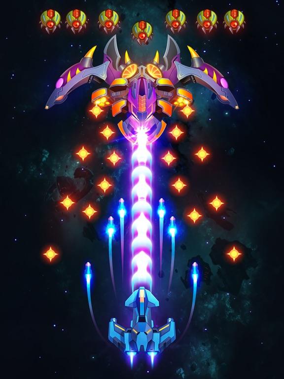 Galaxy Invaders: Alien Shooterのおすすめ画像8