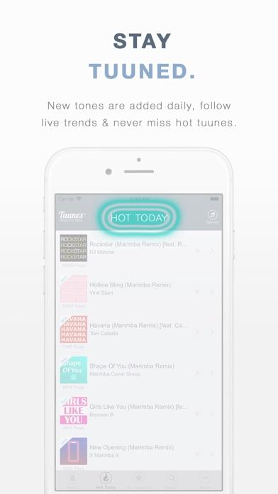 download TUUNES™ Ringtones & Text Tones indir ücretsiz - windows 8 , 7 veya 10 and Mac Download now