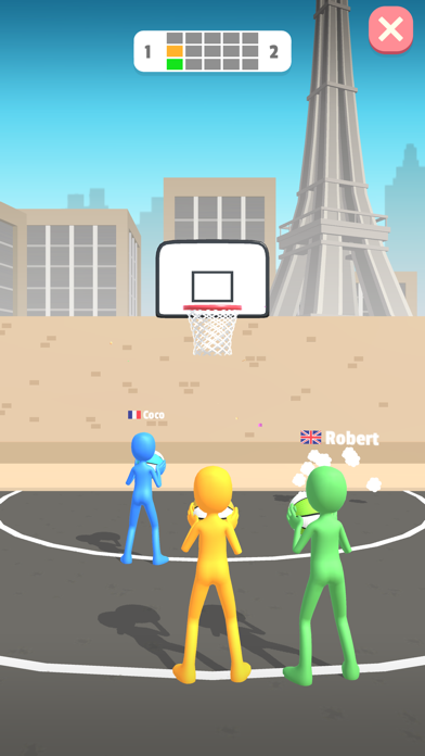 Five Hoops screenshot 5