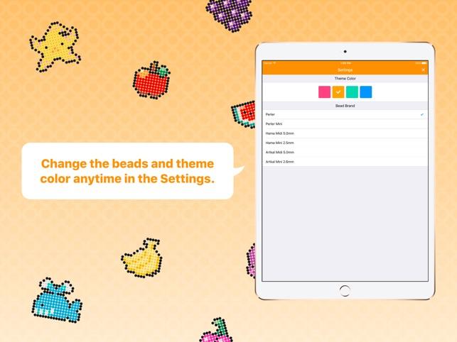 Beads Creator - Pattern Editor on the App Store