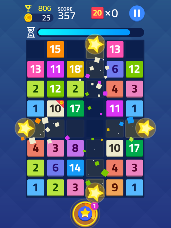Merge Block: Star Finders screenshot 10