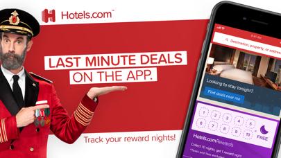 Hotels.com: Book Hotels & More screenshot one