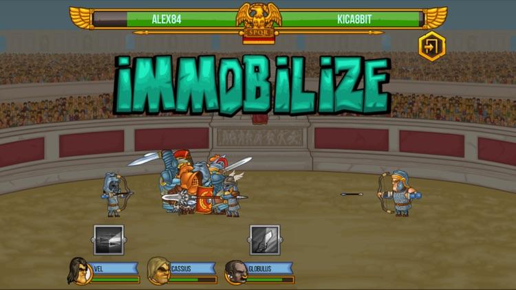 Gods of Arena: Online Battles