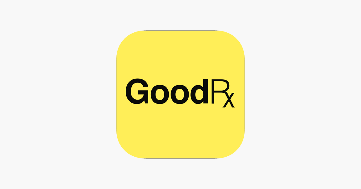 ff10e70ac0d  GoodRx – Save On Prescriptions on the App Store