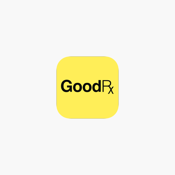 f0ccd30994a8  GoodRx – Save On Prescriptions on the App Store
