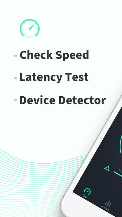 Internet speed test master-the best internet speed meter to