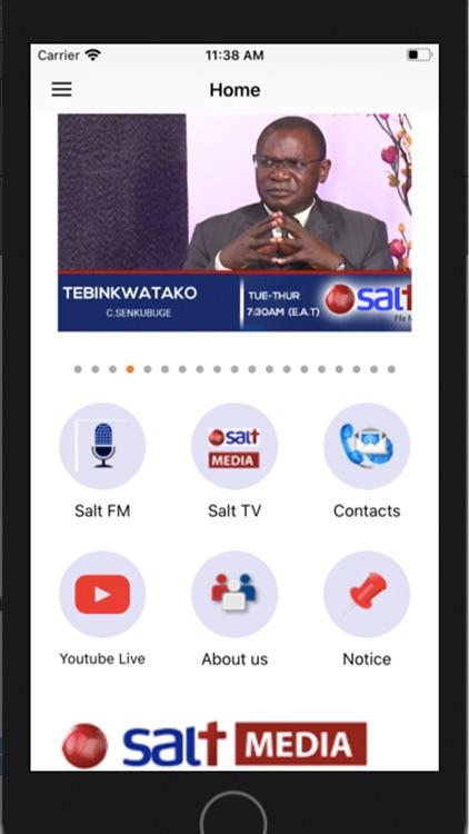 25+ Salt Media App Background
