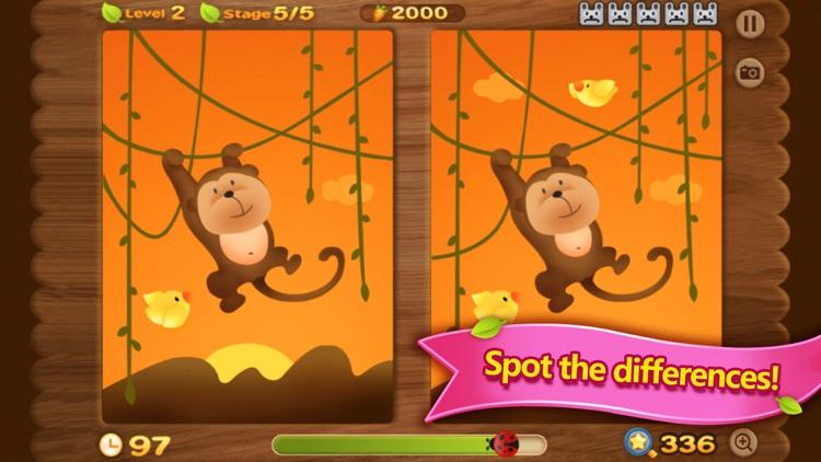 Spot Venture: Find differences screenshot-0