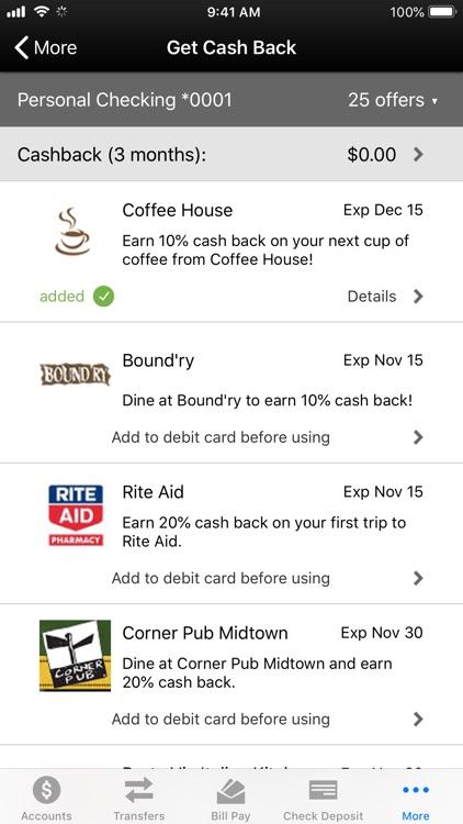 Quincy CU - Mobile Banking screenshot-6