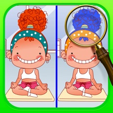 Activities of Spot It! Differences Detective