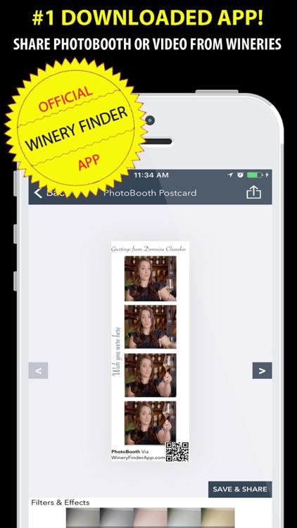 Napa Valley Winery Finder REAL screenshot-4