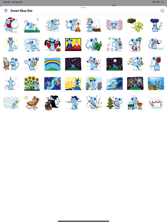 Smart Blue Rat screenshot 4