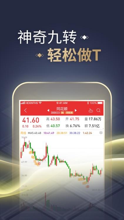 同花顺至尊版-股票软件 screenshot-3