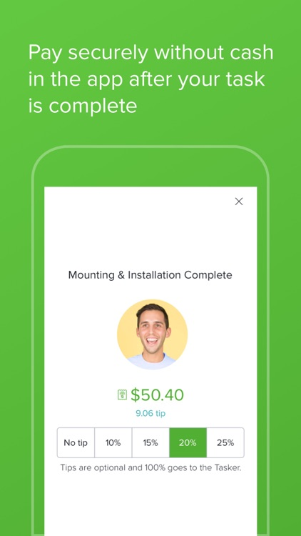 TaskRabbit - Handyman & More screenshot-5