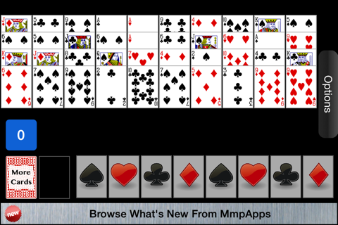 40 Thieves Solitaire - náhled
