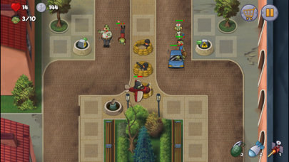 Zombie Town Defense screenshot four