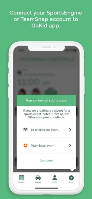 GoKid Carpool Organizer on the App Store