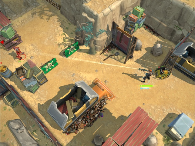 ‎Space Marshals 2 Screenshot