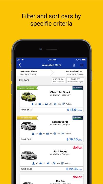 Car Rental EconomyBookings.com