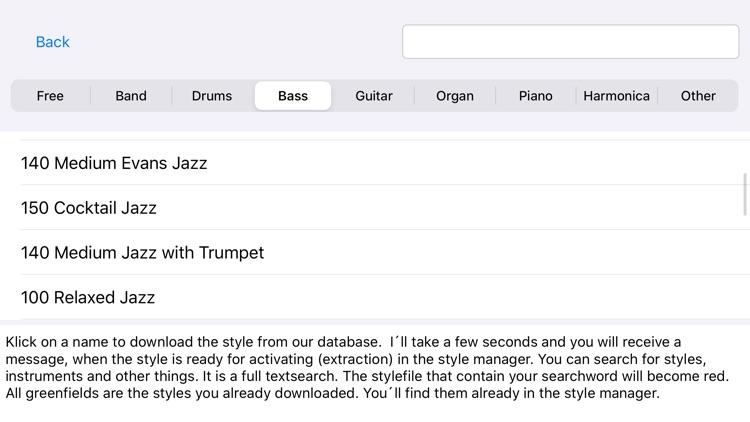 Jazz Song Creator Pro screenshot-9