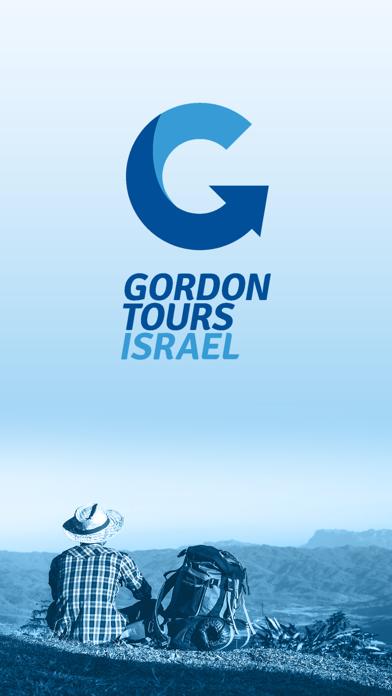 Gordon Tours screenshot one