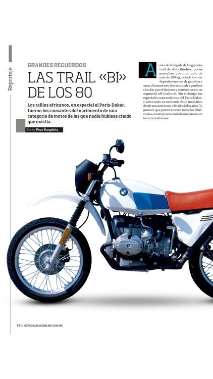 Motociclismo Panamericano screenshot-7