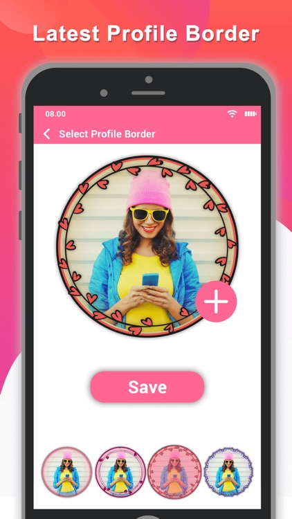 Profile Picture Border