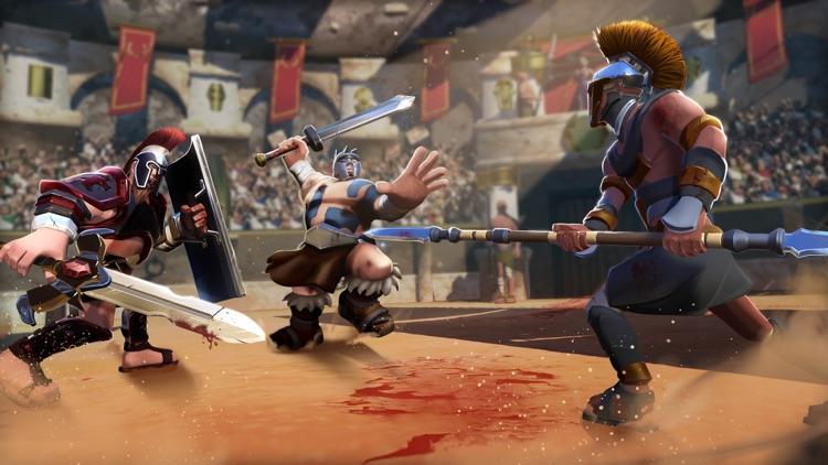 Gladiator Heroes screenshot-5