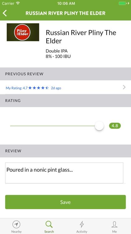 TapHunter - Find Beverages screenshot-4
