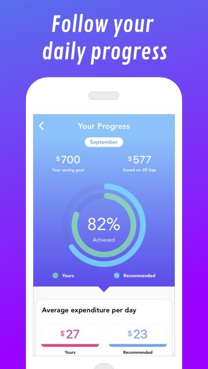 Moneyhero - Save Money Planner screenshot-3