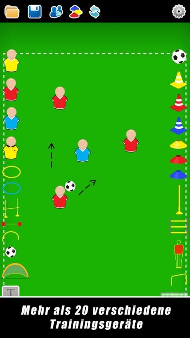 Screenshot for Taktikboard für Fußball++ in Switzerland App Store
