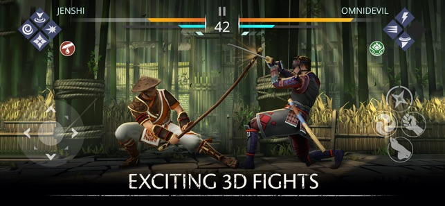 Mod Game Shadow Fight 3 for iOS