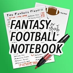 Fantasy Football Notebook 2020