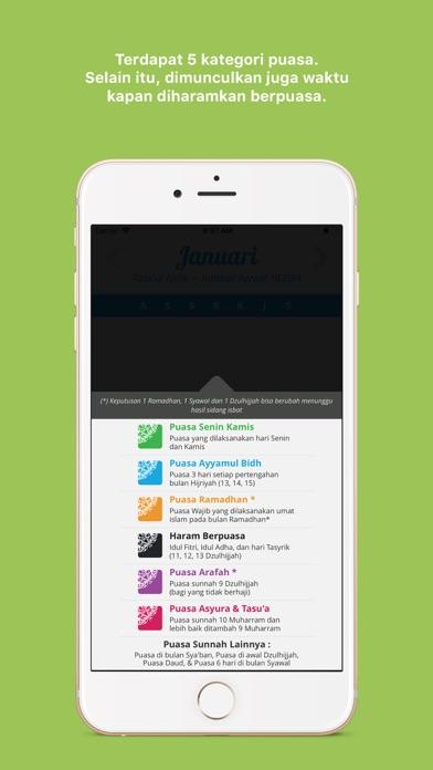 Screenshots for Kalender Puasa 2020
