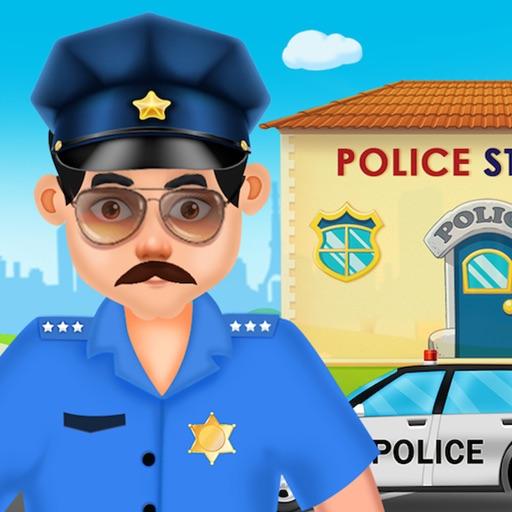Crazy Policeman Station