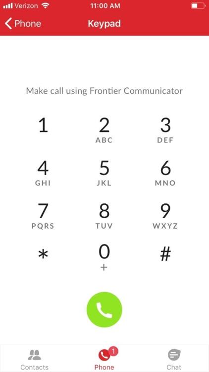 Frontier Communicator