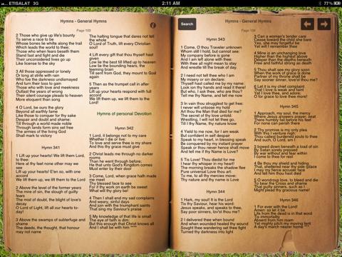 Hymn Book - náhled