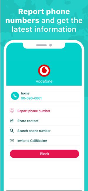 Call Blocker Block Spam Calls On The App Store