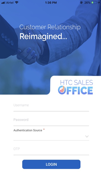 HTC Salesoffice screenshot-1