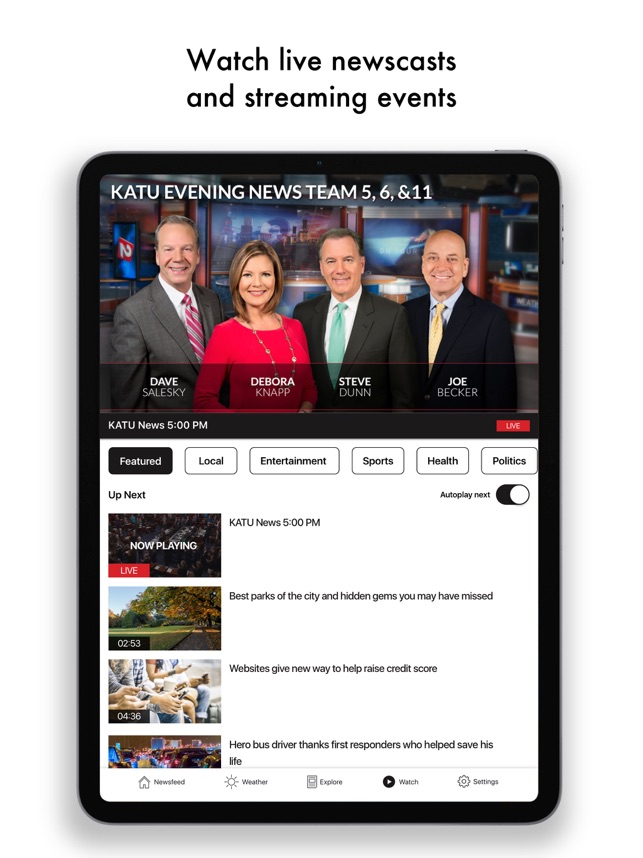 KATU News Mobile on the App Store
