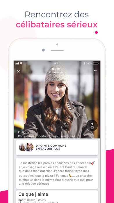 download Meetic - Flirt et Rencontre apps 3