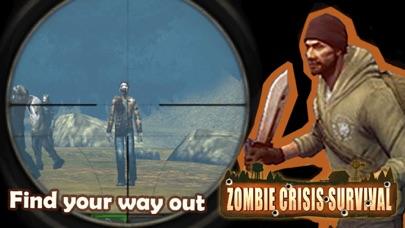 Zombie Crisis: Survival screenshot #7